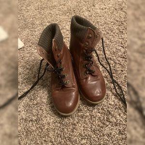 Sonoma heeled boots